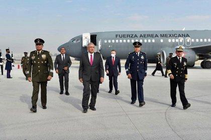 FOTO: PRESIDENCIA/CUARTOSCURO