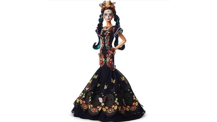 Barbie maquillada y vestida como Catrina (Mattel), Donde comprar la Barbie,