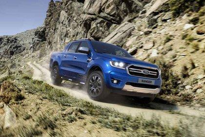 La pickup de Ford sigue sumando tecnología y seguridad (Ford)