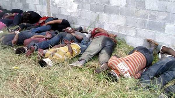 La masacre de Tamaulipas conmocionó al mundo