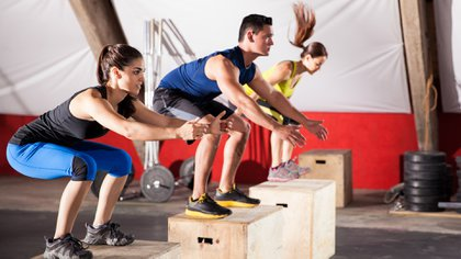 En general quienes se dedican a competir son atletas o deportistas que vienen de otros deportes (iStock)