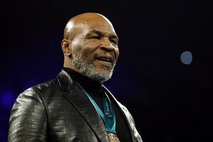 Mike Tyson fue uno de los deportistas más destacados de la década del 90 (Reuters)