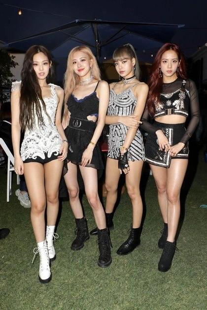 Las chicas surcoreanas se han ido posicionando en los charts de Occidente (Foto: AFP)