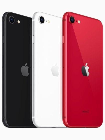 El iPhone SE se comercializa a partir de USD 400 (cortesía Apple Inc/Handout via REUTERS).