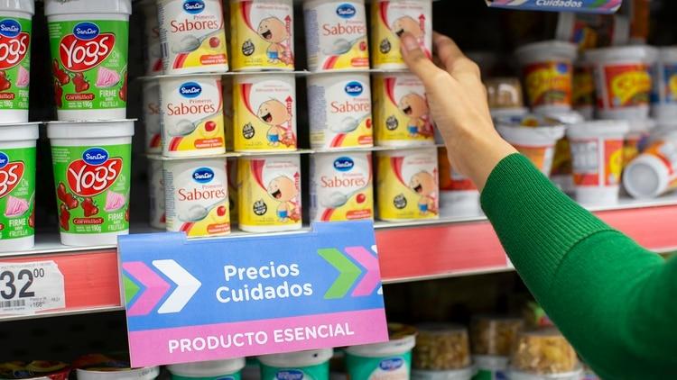 """Los 543 productos anunciados incluyen los 64 """"esenciales"""" que mantendrán fijo su precio por seis meses"""
