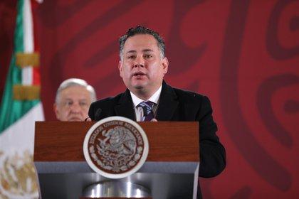 La denuncia de la UIF incluye al menos cuatro delitos contra Medina (Foto: Sáshenka Gutiérrez/EFE)