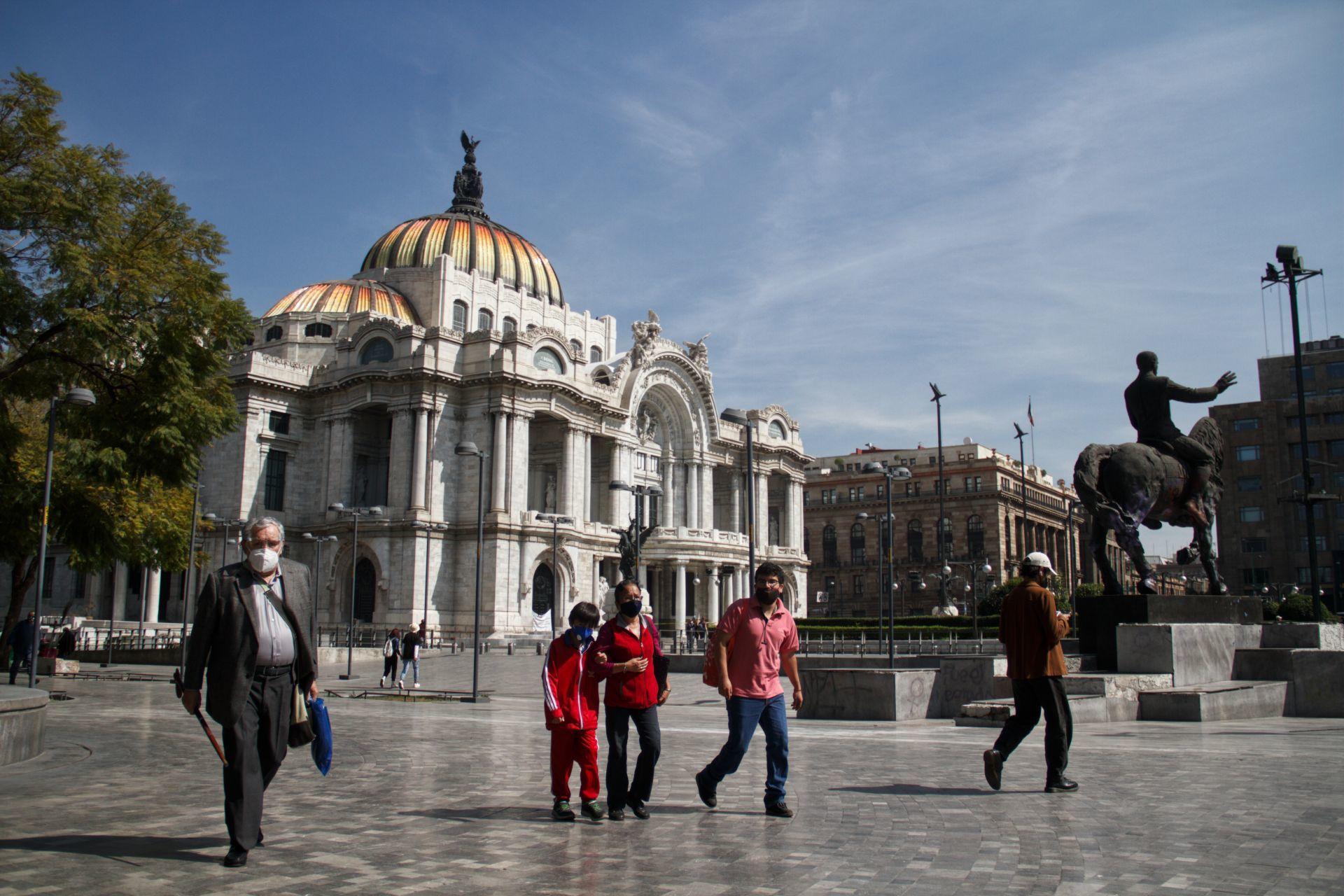 Bellas Artes-Eje Central-CDMX-Mexico-03032021