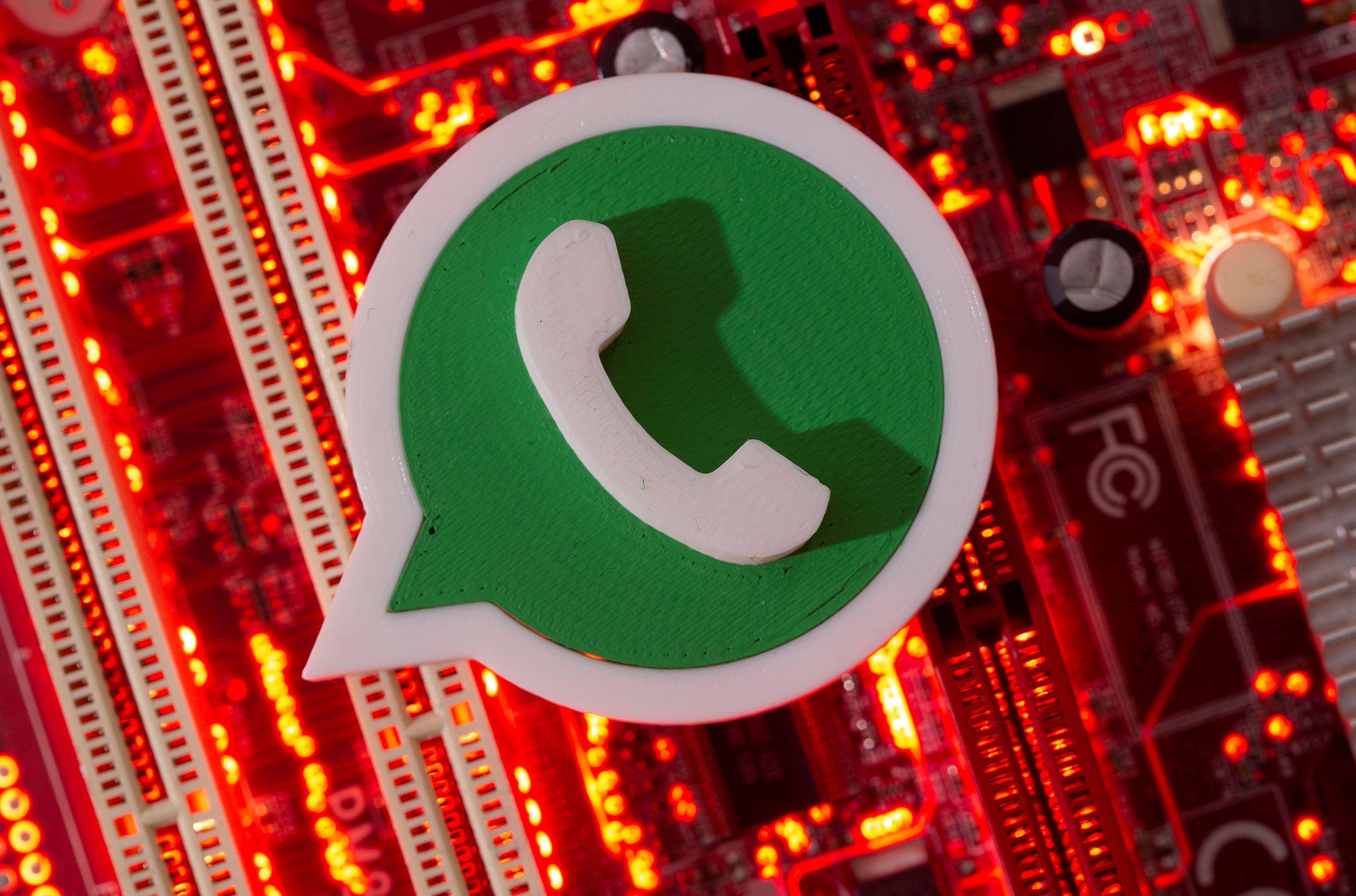 WhatsApp es la plataforma de mensajería más popular (Foto: REUTERS/Dado Ruvic/Illustration/Archivo)