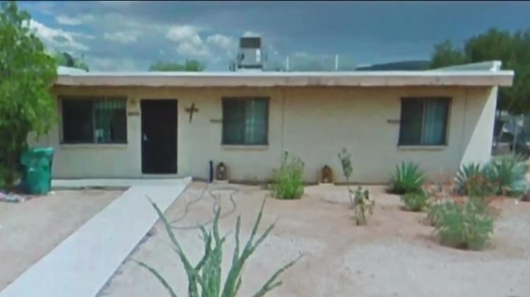 La casa donde el menor perdió la vida por quemaduras (Foto: Captura de pantalla de YouTube)