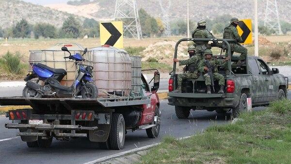 Se estima que el daño económico por este ilícito es de 30 mil millones de pesos anuales (@HOtvNoticias)