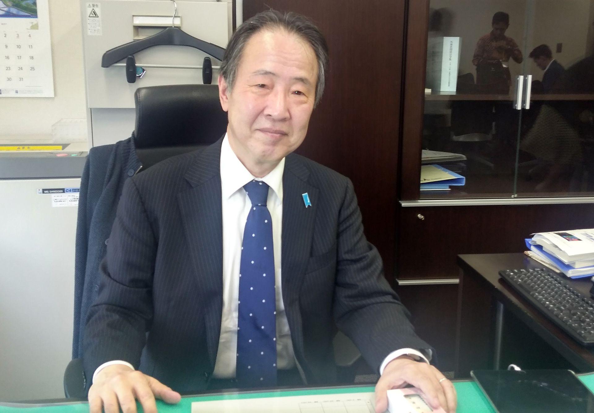 Koji Tomita, sherpa de Japón en el G20