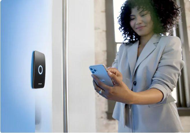 OpenPath presentó sus soluciones contactless CES 2021