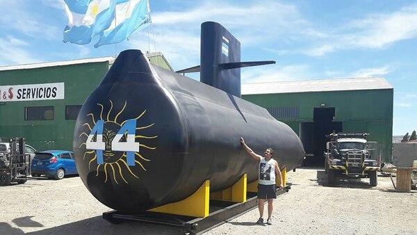 Citan a las máximas autoridades de la Armada — ARA San Juan