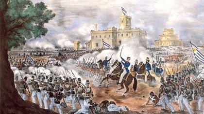 La influyente Batalla de Caseros está en los orígenes de la Sociedad de Beneficencia de Rosario