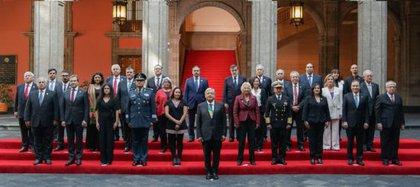 Al menos 10 funcionarios han renunciado desde que López Obrador comenzó su administración en 2018 (Foto: Lópezobrador.org)