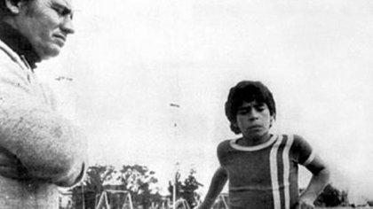 Francis y Diego, en versión junior, pletórico de sueños y de talento