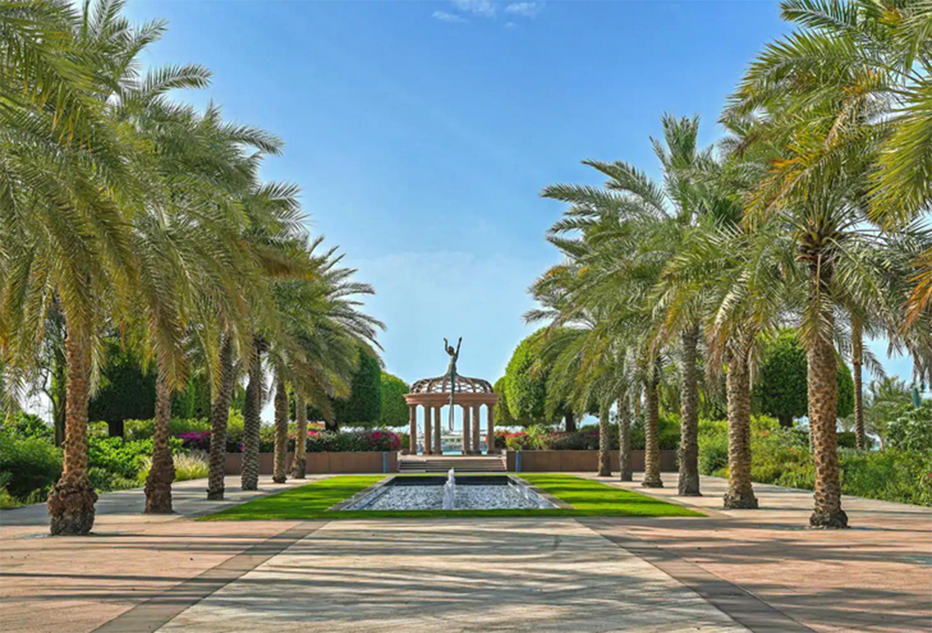 hotel Emirates Palace de Abu Dhabi SF