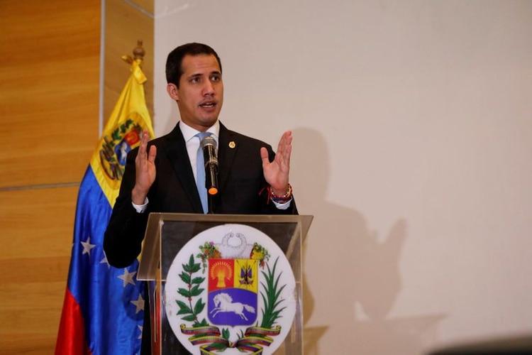 Juan Guaidó (REUTERS/Leonardo Fernandez Viloria)