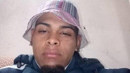Cristian Adrián Jerez, el sospechoso de matar a Ludmila Pretti