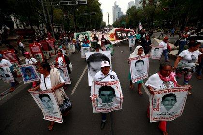 El Mochomo es uno de los presuntos responsables directos de la desaparición de los normalistas de Ayotzinapa, ocurrida en 2014 (Foto: José Méndez/ EFE)
