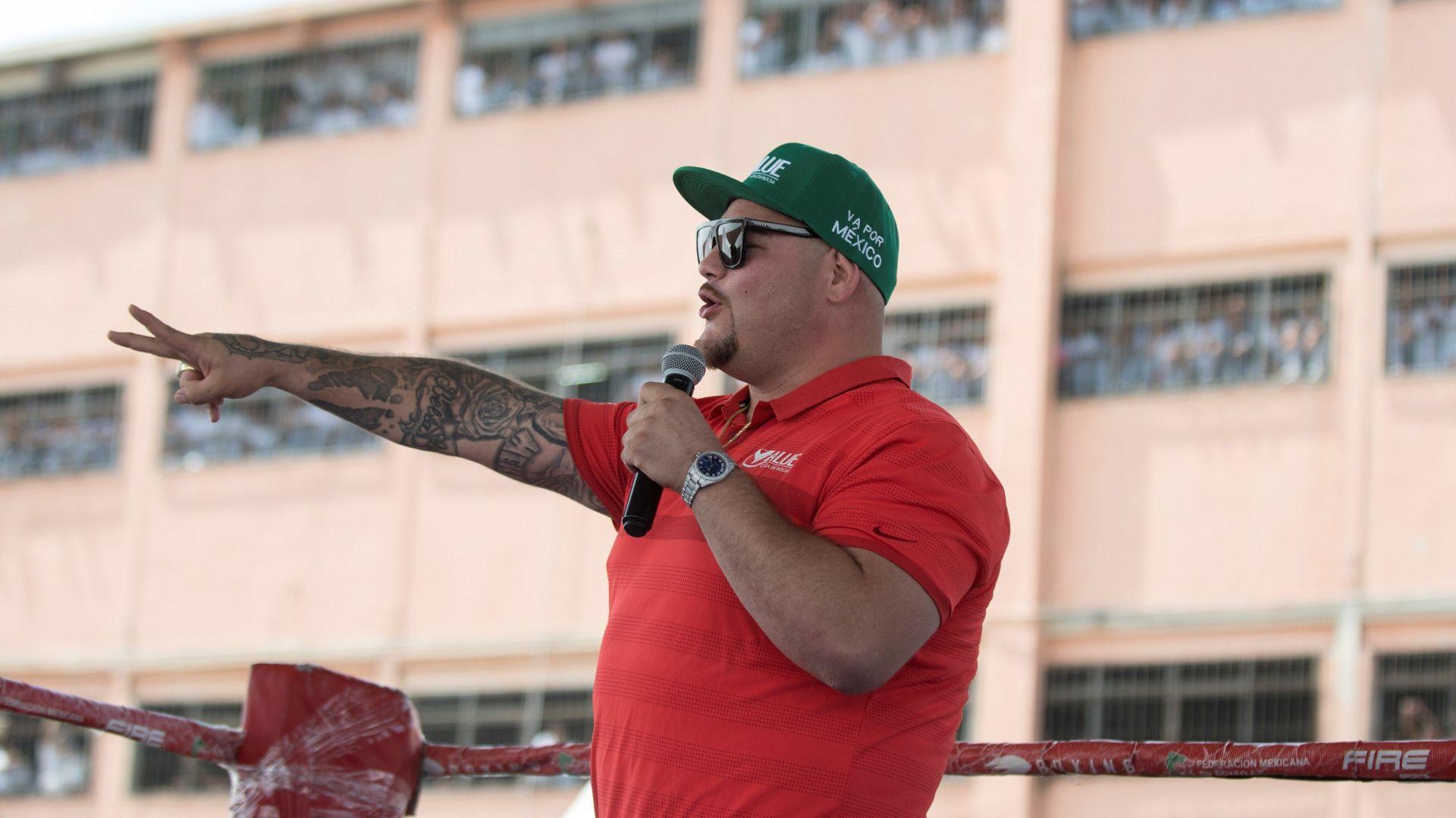 Es el primer campeón mexicano en peso completo (Foto: Efe)