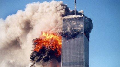 El ataque a las Torres Gemelas del 11 de septiembre de 2001