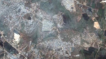 La gran destrucción que hay en Idlib complicará a futuro el regreso de los desplazados
