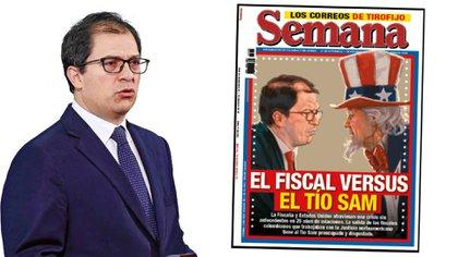 Portada Revista Semana - domingo 25 de octubre de 2020 / (Revista Semana).