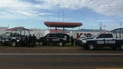 Ni el gobernador ni la Fiscalía comentaron del ataque (Foto: Especial)