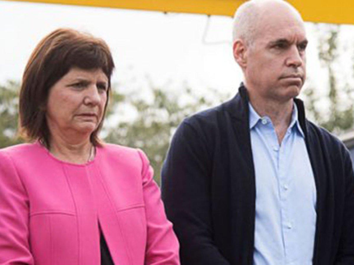 Cómo fue la tensa charla entre Rodríguez Larreta y Patricia Bullrich para evitar una ruptura en el PRO por las listas de candidatos - Infobae