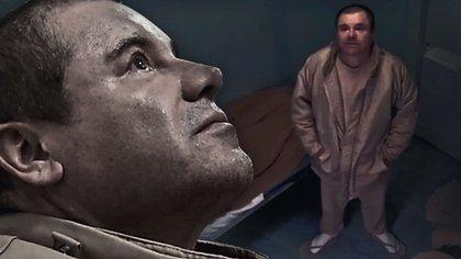 El Chapo Guzmán cumple su condena una prisión de Colorado  (Fotoarte: Jovani Silva/Infobae)