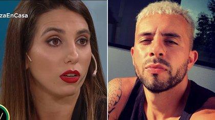 """Fuerte testimonio de Cinthia Fernández sobre un episodio de violencia de Matías Defederico: """"Le pegó a mi hija en la cabeza"""""""