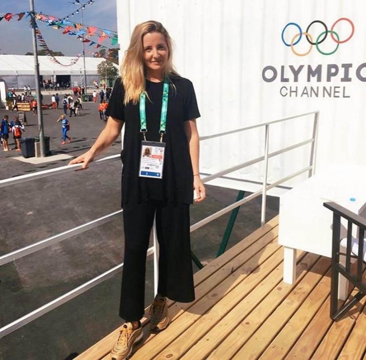 Luciana Vainstoc realiza asesorías virtuales con muchos deportistas del país y del exterior
