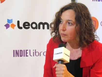 """La socióloga Eleonor Faur es pionera en la investigación sobre cuidados y escribió el libro """"El cuidado infantil en el siglo XXI: Mujeres malabaristas en una sociedad desigual""""."""