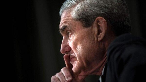 El fiscal Robert Mueller