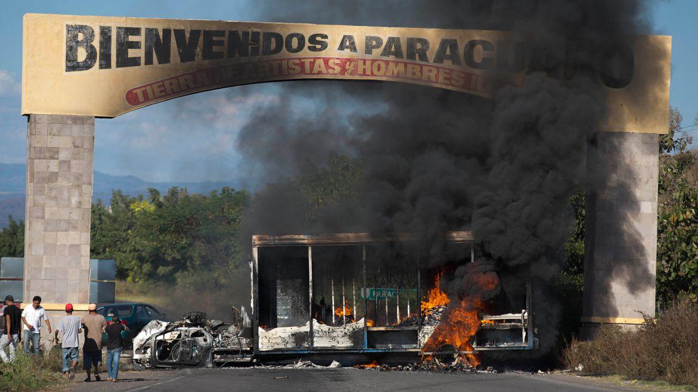 EEUU podría intervenir a México si declara a los cárteles grupos terroristas (Foto: AP)