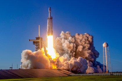 Lanzamiento Space X (Foto: Flickr)