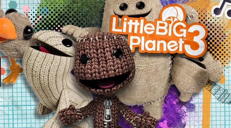 Little Big Planet 3.