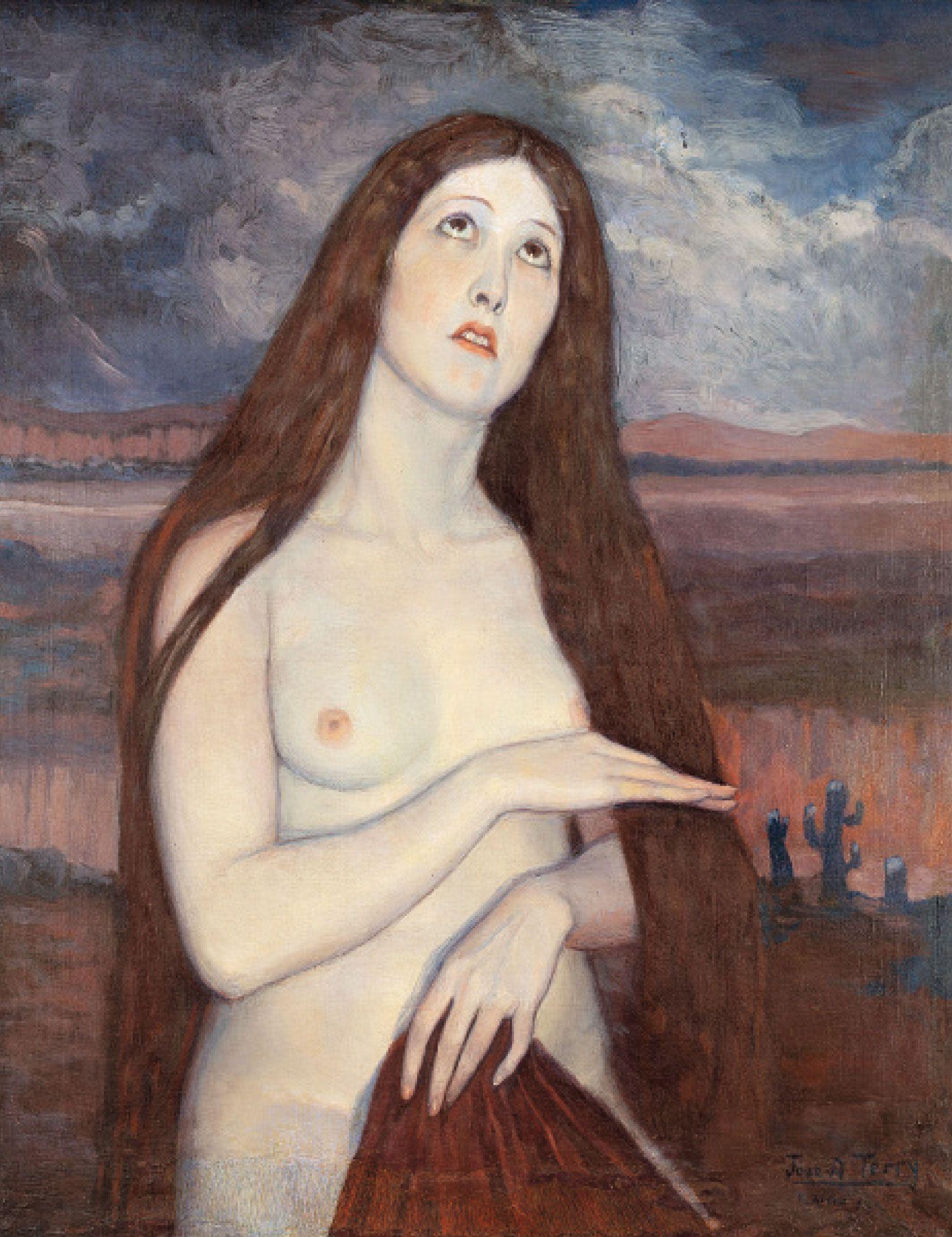 """""""Magdalena"""" (1927) de José Antonio Terry"""