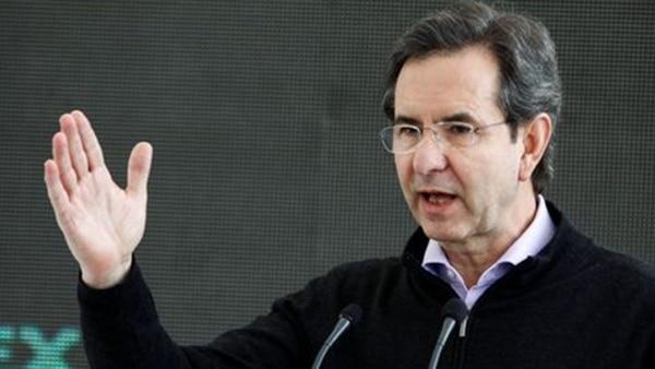 Esteban Moctezuma, ex secretario de la Gobernación en el sexenio de Ernesto Zedillo (1994-2000)