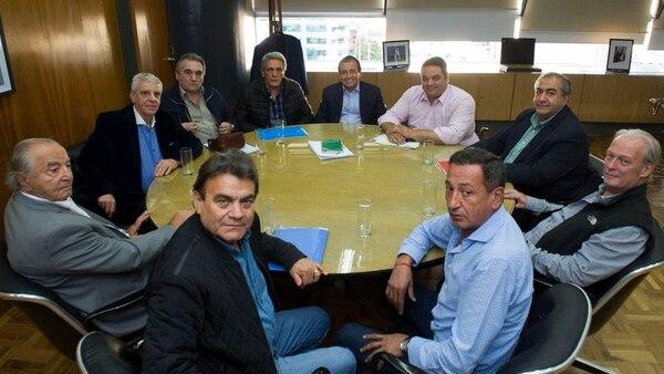 La CGT mantiene reuniones frecuentes con el gobierno (Twitter: @marianoemartin)