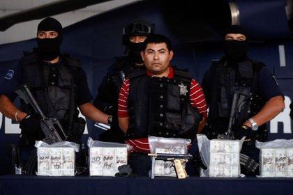 "Jaime González ""El Hummer"" será extraditado a EEUU  (Foto: EDUARDO JIMENEZ/CUARTOSCURO)"