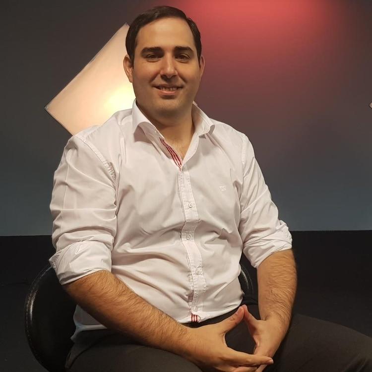 Matías Sebely es abogado a los 26 asumió como director del hospital Samic de Leandro N. Alem, de Misiones.
