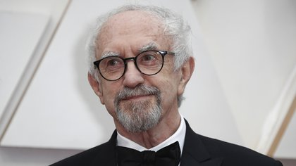 Jonathan Pryce poses on the red carpet during the Oscars arrivals at the 92nd Academy Awards in Hollywood, Los Angeles, California, U.S., February 9, 2020. REUTERS/Eric Gaillard