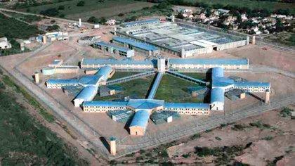 El complejo penitenciario de Cruz del Eje, donde fueron allanados sus hermanos (Gobierno de Córdoba)