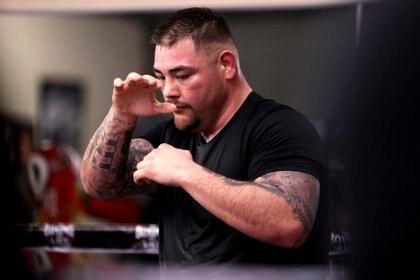 Andy Ruiz Jr volverá a pelear en primero de mayo (Foto: AFP)