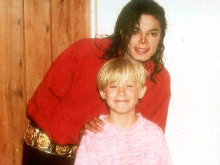 Jackson y el pequeño actor tuvieron un estrecho vínculo