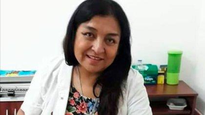 Carmen Ruiz, la pediatra de 52 años que se contagió de coronavirus y perdió la vida