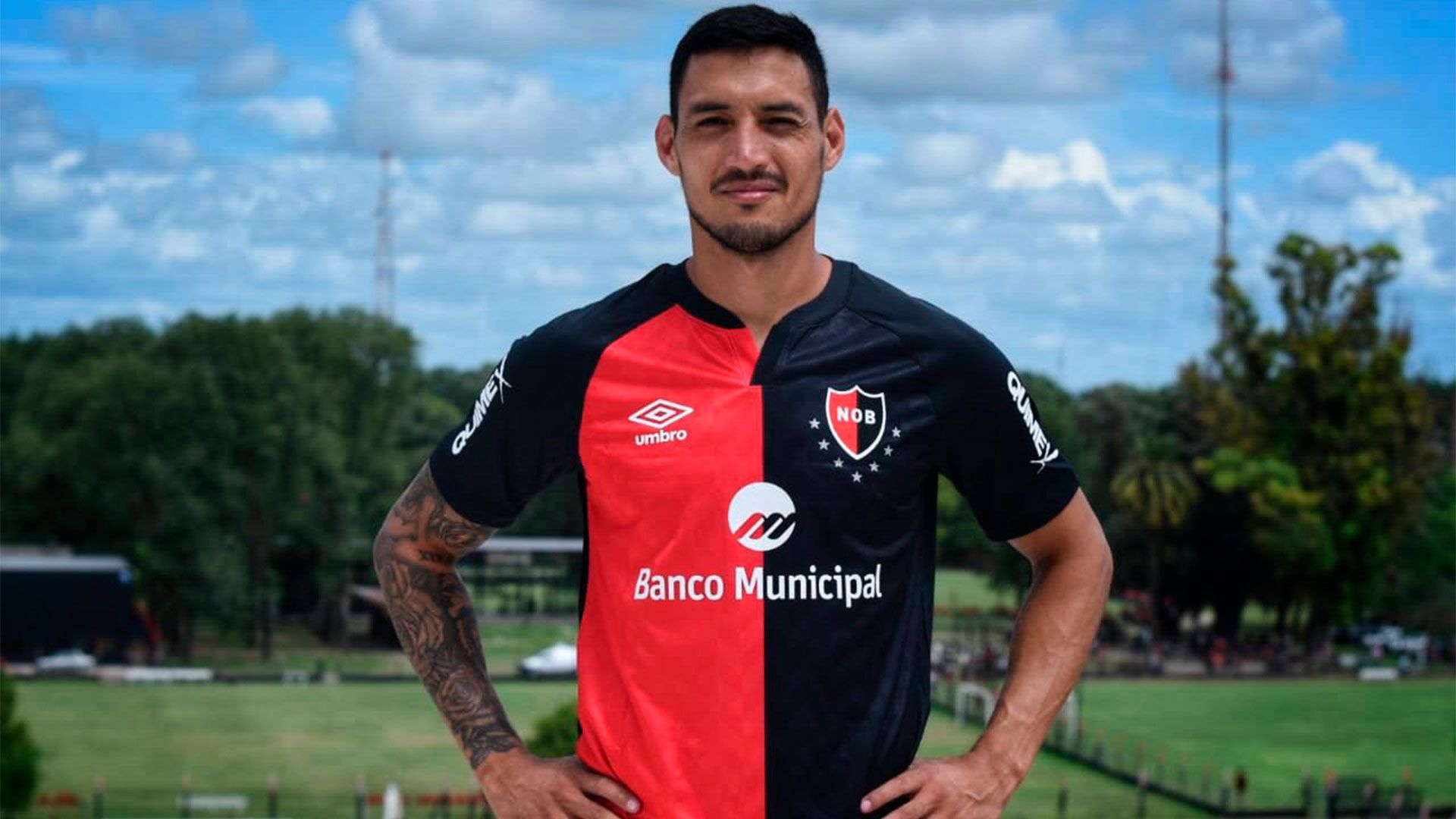 Yonathan Cabral Newells Newells