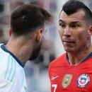 Los jugadores fueron expulsados en el partido por el tercer puesto de la Copa América